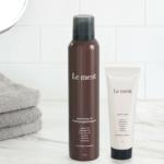 Le ment洗髮精+護髮膜,解除頭皮油、頭皮異味危機,日本女星山田優也在用!