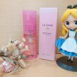 護髮界的新秀!日本小桃瓶—La Sana潤紗娜 海藻菁萃護髮露,讓我頭髮柔順不黏膩!